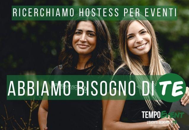 RICERCHIAMO HOSTESS PER EVENTI
