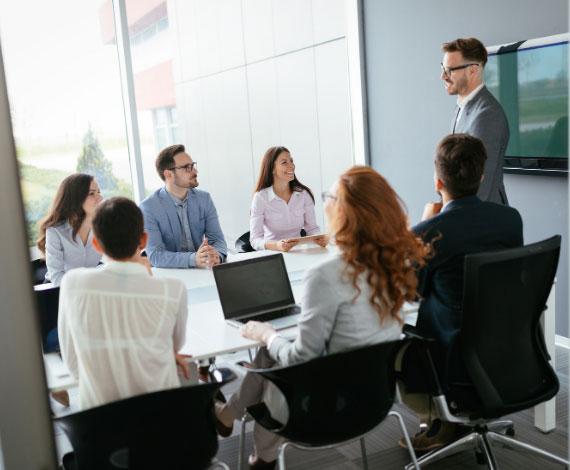 organizzazione meeting aziendali