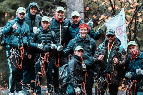 team building milano parchi avventura